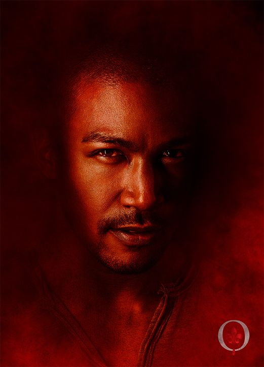 The Originals: Charles Michael Davis ist Marcel - Bildquelle: Warner Bros. Entertainment Inc.