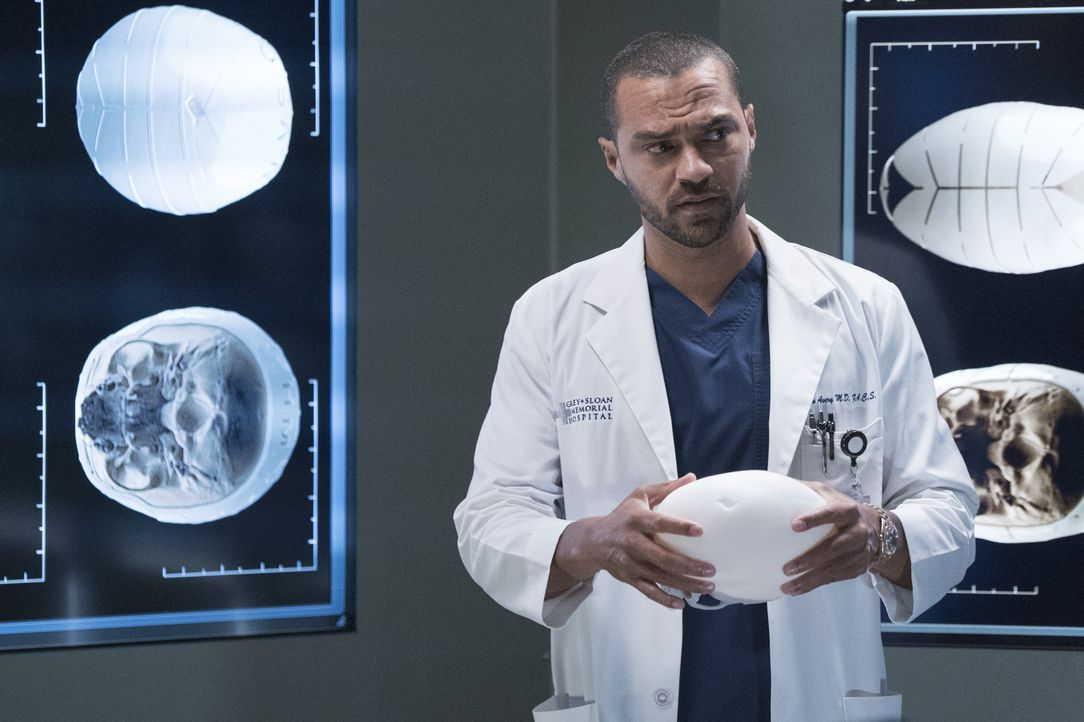 Dr. Jackson Avery (Jesse Williams) - Bildquelle: Kelsey McNeal 2019 American Broadcasting Companies, Inc. All rights reserved. / Kelsey McNeal
