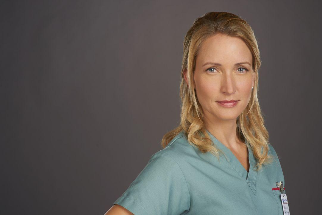 (3. Staffel) - Als Leiterin des Krankenhauses versucht Dawn (Michelle Nolden), immer alles im Griff zu haben ... - Bildquelle: 2014 Hope Zee Three Inc.