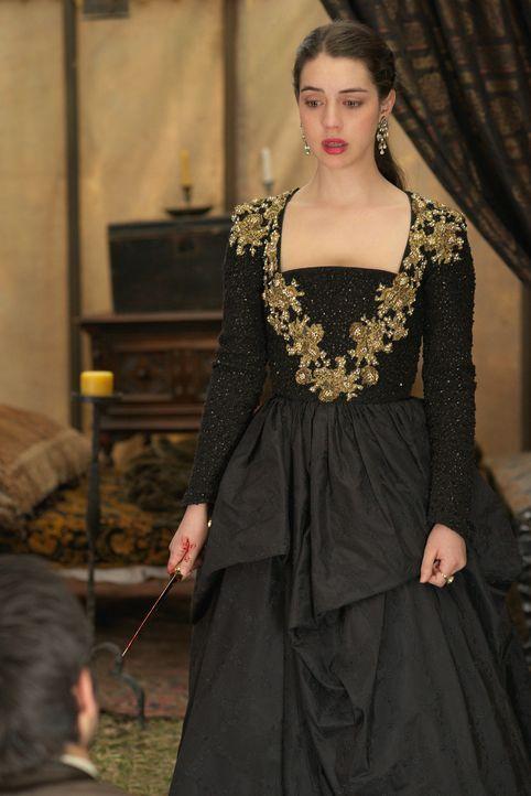 Was ist Mary (Adelaide Kane) bereit zu tun, um ihr Reich zu beschützen? - Bildquelle: Sven Frenzel 2014 The CW Network, LLC. All rights reserved.