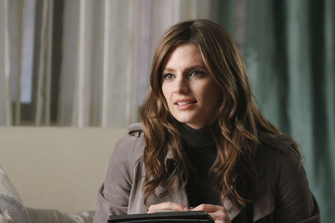 Ein äußerst mysteriöser Fall wartet auf Kate Beckett (Stana Katic) und ihr Team ... - Bildquelle: ABC Studios