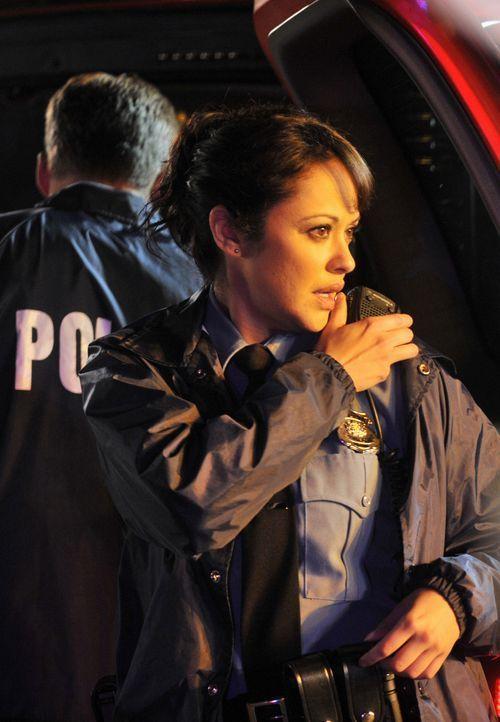 Ein Flugzeugabsturz in Philadelphia gibt Rätsel auf. Officer Riley Dunn (Marisa Ramirez) ist vor Ort und hofft, mehr über die Ursache in Erfahrung b... - Bildquelle: 2013 American Broadcasting Companies, Inc. All rights reserved.