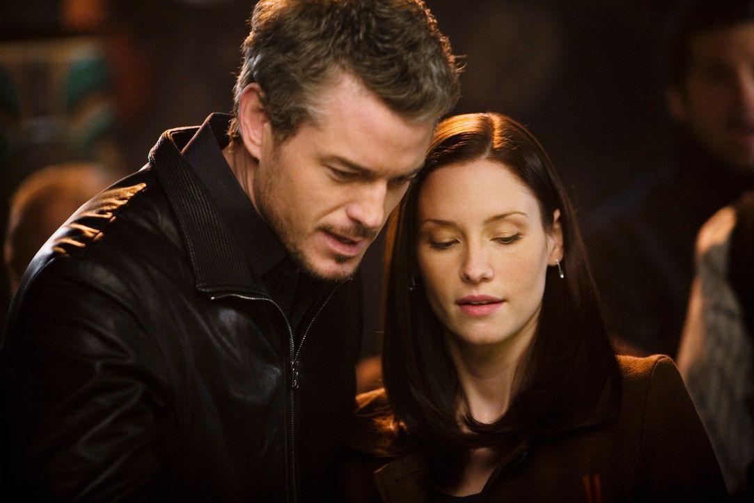 Will nicht weiter Marks (Eric Dane, l.) Liebschaft sein und deshalb macht Lexie (Chyler Leigh, r.) ihm unmissverständlich klar, dass sie genug von... - Bildquelle: Touchstone Television