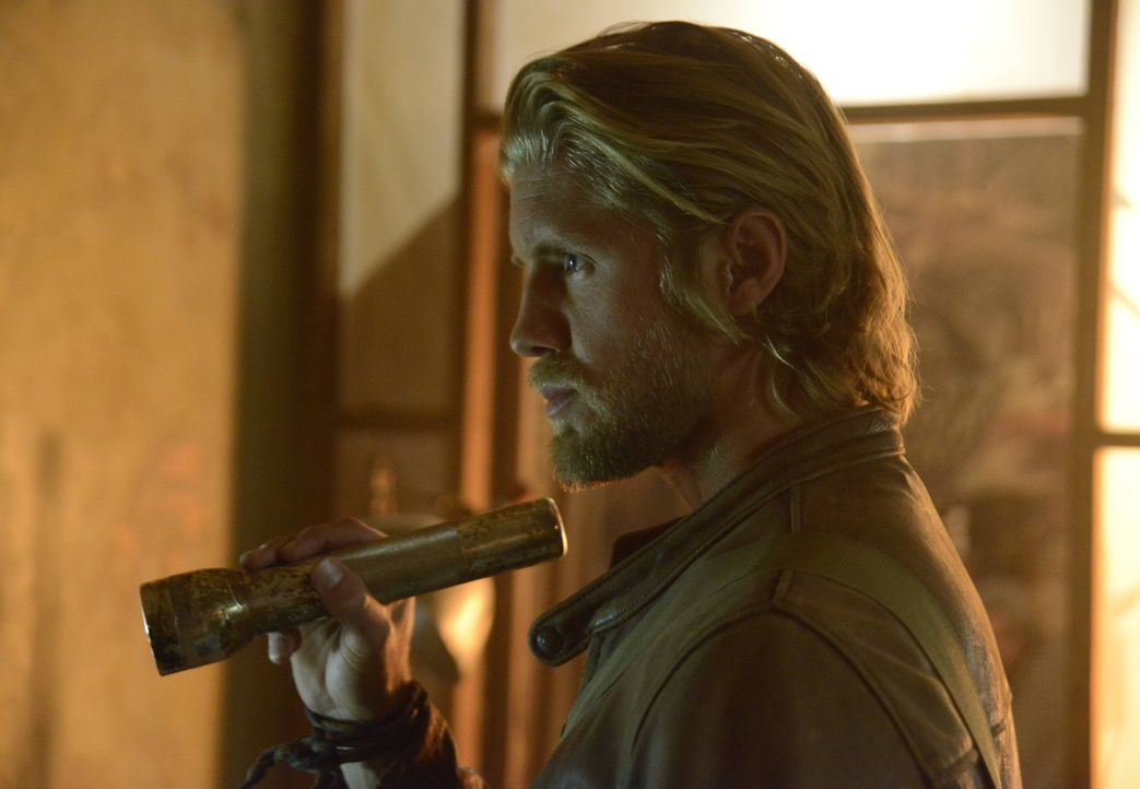 Hawley (Matt Barr) versucht die beiden Schwestern so gut es geht zu unterstützen, doch der neue Fall birgt einige Überraschungen ... - Bildquelle: 2014 Fox and its related entities. All rights reserved
