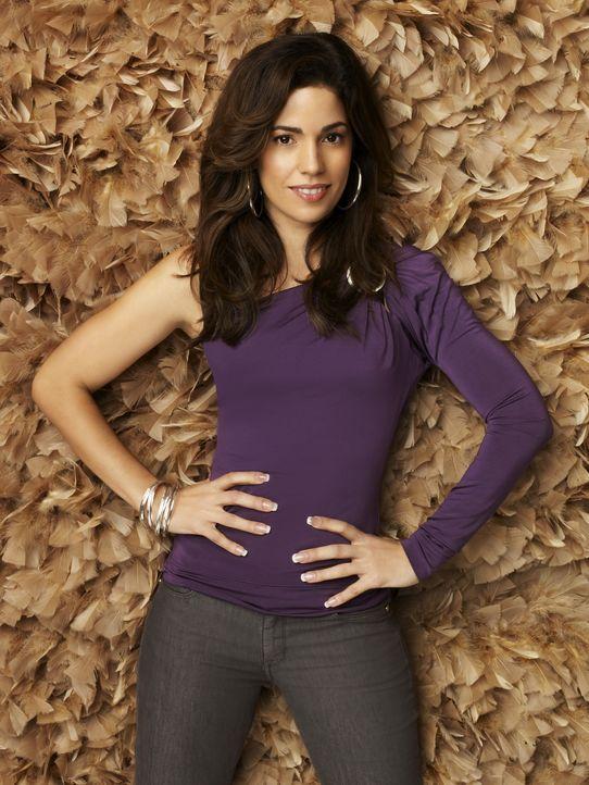 (3. Staffel) - Hilda (Ana Ortiz) kommt nicht damit klar, dass ihr Vater eine Frau nach Hause bringt ... - Bildquelle: 2008   ABC Studios