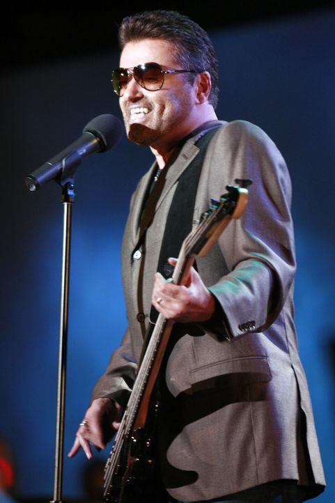 Er will sein Recht vor Gericht durchsetzen: Der Superstar George Michael sorgt nicht nur auf der Bühne für Aufregung ... - Bildquelle: Disney - ABC International Television