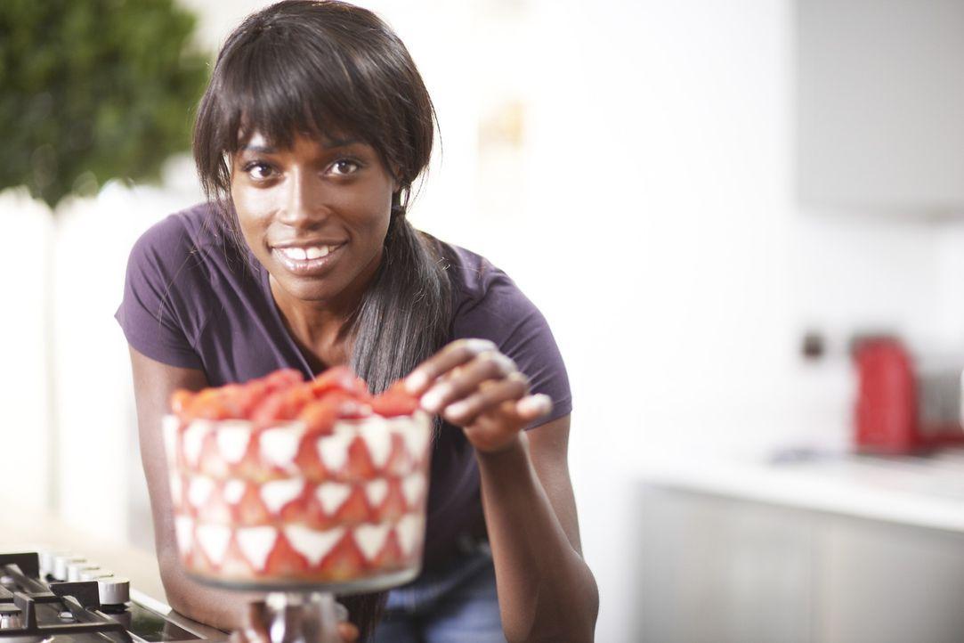 Egal ob süß, salzig oder auch mal beides zusammen, Lorraine Pascale macht aus jedem Gericht etwas ganz besonderes ... - Bildquelle: Myles New