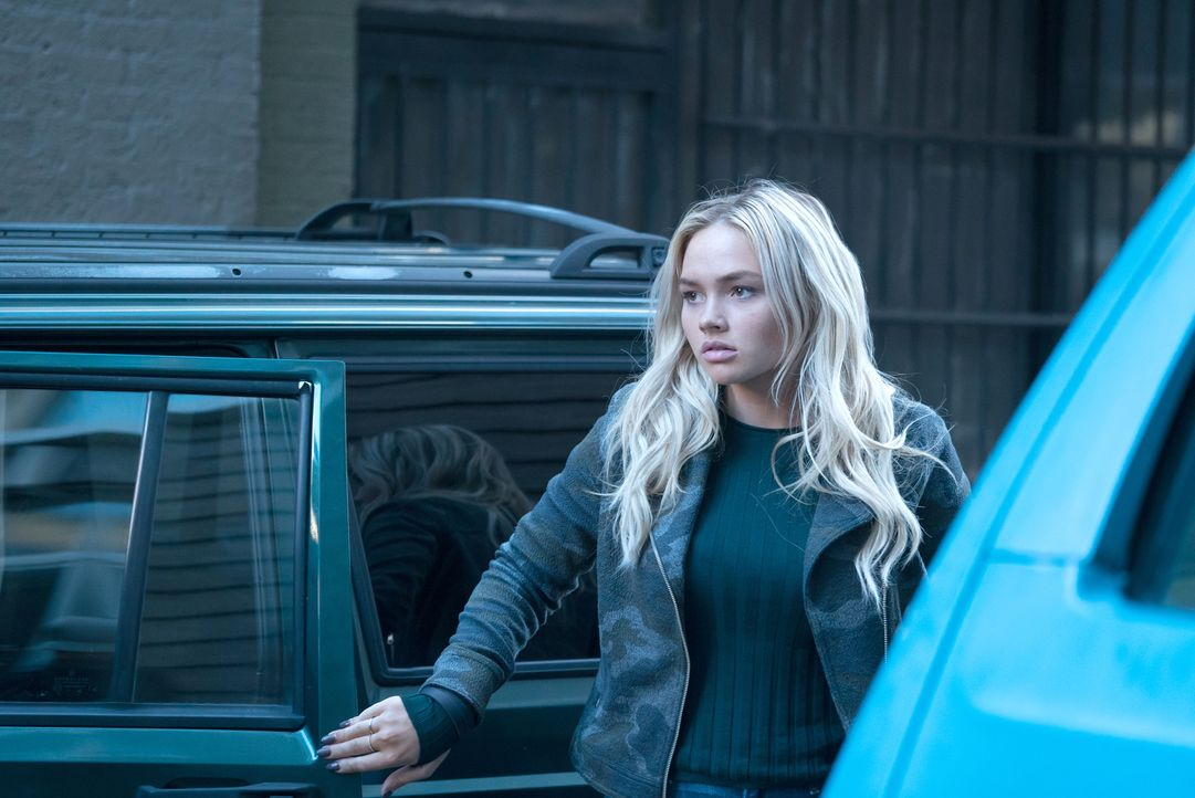 Lauren Strucker (Natalie Alyn Lind) - Bildquelle: Annette Brown 2019 Fox and its related entities.  All rights reserved.  MARVEL TM &   2017 MARVEL