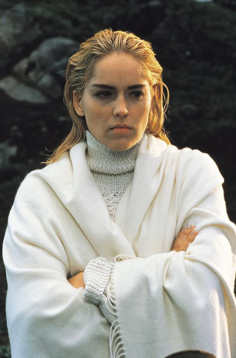 Catherine Tramell (Sharon Stone) - Bildquelle: 1992 STUDIOCANAL. All Rights Reserved.
