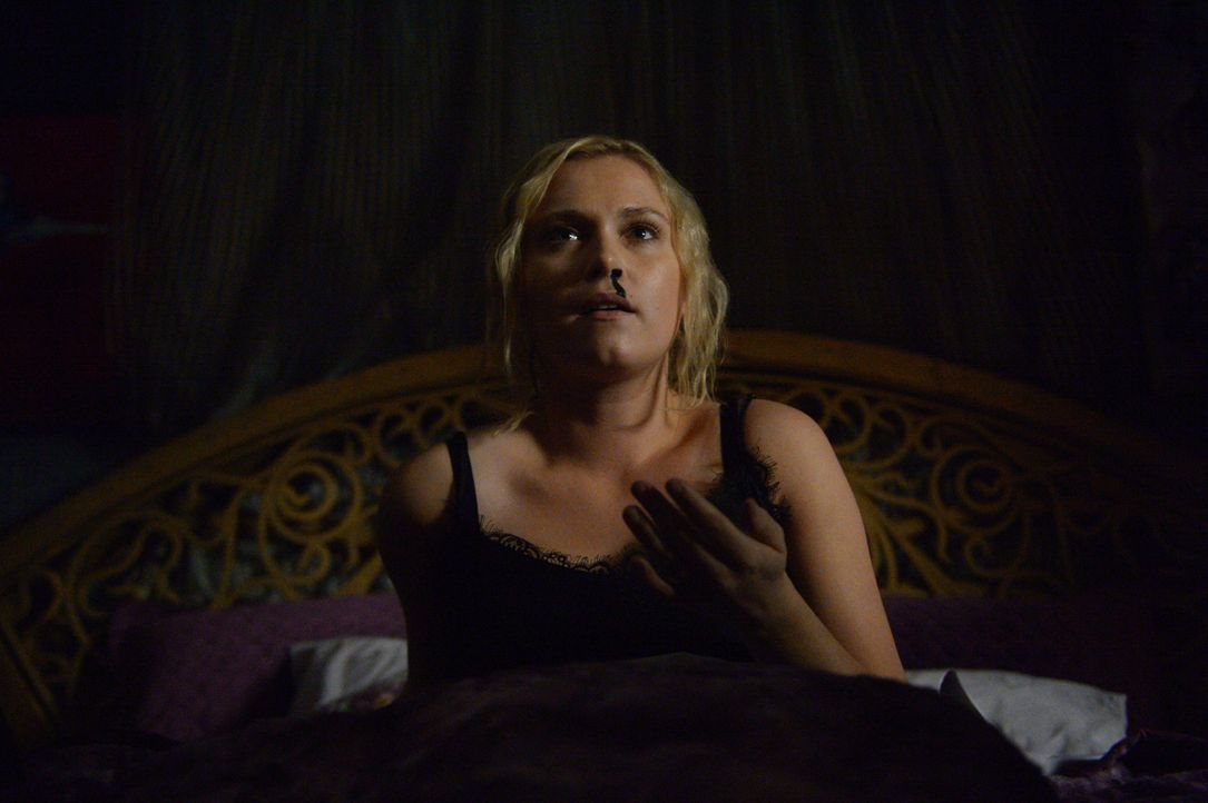 Clarke Griffin / Josephine Lightbourne (Eliza Taylor) - Bildquelle: Sergei Bachlakov 2019 The CW Network, LLC. All rights reserved / Sergei Bachlakov
