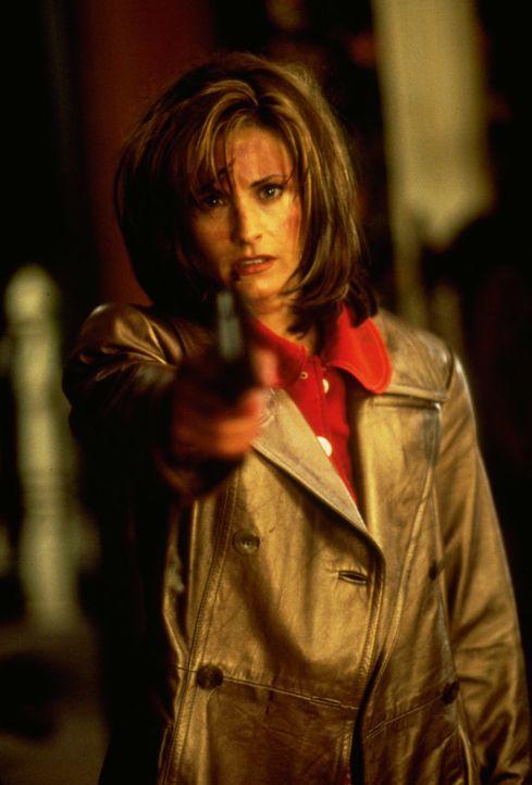 Gale Weathers (Courteney Cox) - Bildquelle: 1996 Miramax, LLC. All Rights Reserved.