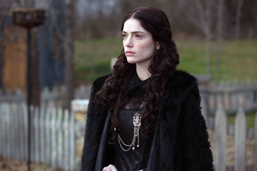 Mary (Janet Montgomery) ist sich ihrer Sache sicher, auch wenn die alten Hexen ihr Vorgehen für zu riskant halten ... - Bildquelle: 2013-2014 Fox and its related entities.  All rights reserved.