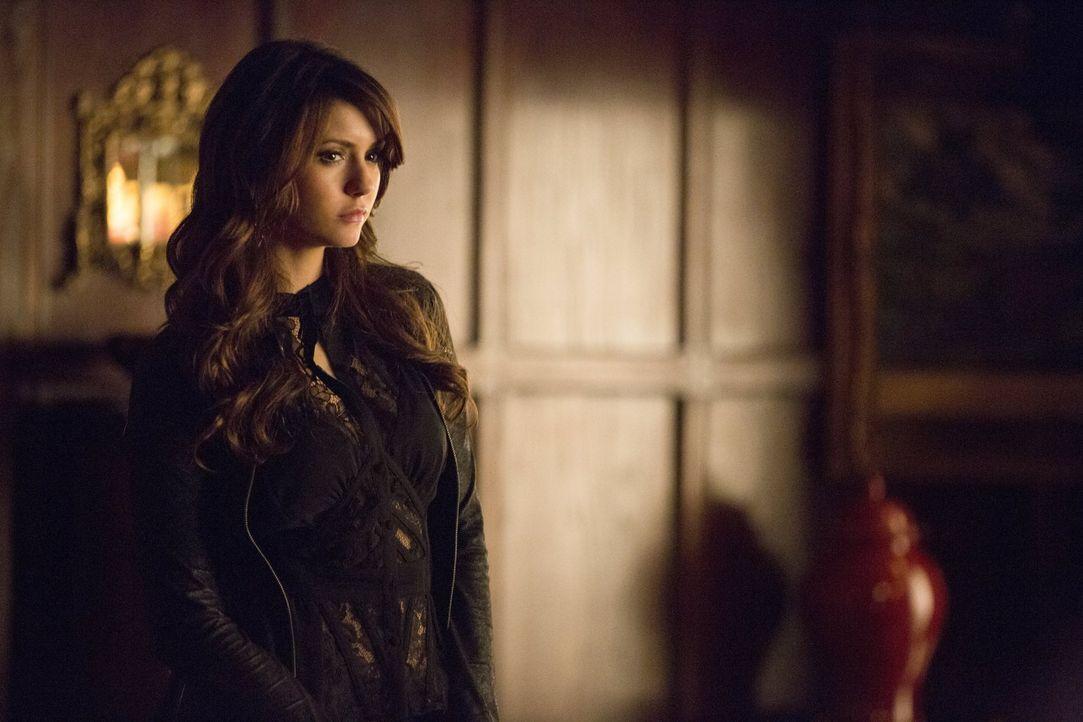 Wie lange wird es Katherine (Nina Dobrev) noch gelingen, Elena zu unterdrücken? - Bildquelle: Warner Brothers
