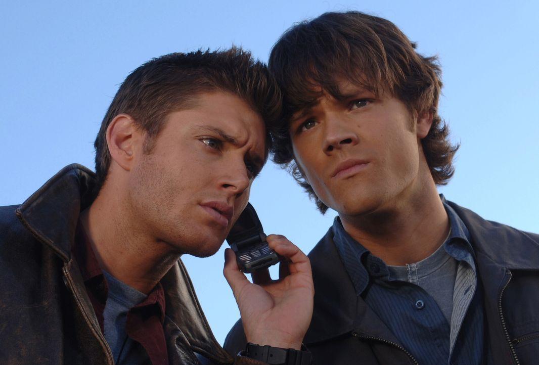 Nach einem mysteriösen Flugzeugabsturz erhält Dean einen Anruf von einem alten Freund seines Vaters, der ihn um seine Hilfe bittet, diesen Flugzeuga... - Bildquelle: Warner Bros. Television