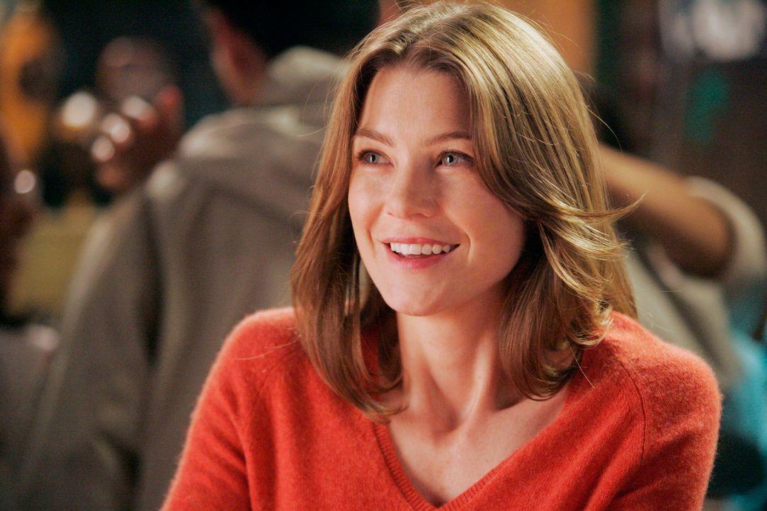 Meredith (Ellen Pompeo) versucht sich zwischen Derek und Finn zu entscheiden - doch es fällt ihr gar nicht so leicht ... - Bildquelle: Touchstone Television