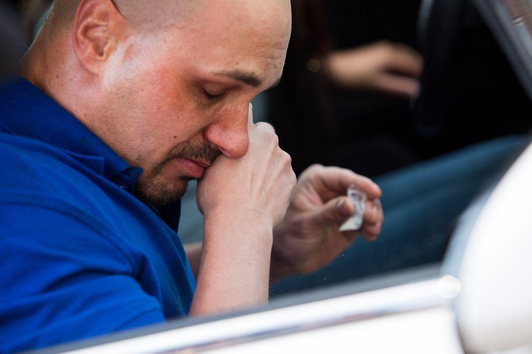 In einem Drogenrausch tötet dieser Mann seine Frau und seine Schwägerin und sucht sich für die Erfüllung seiner Fantasien einfach neue Frauen ... - Bildquelle: Darren Goldstein Cineflix 2014