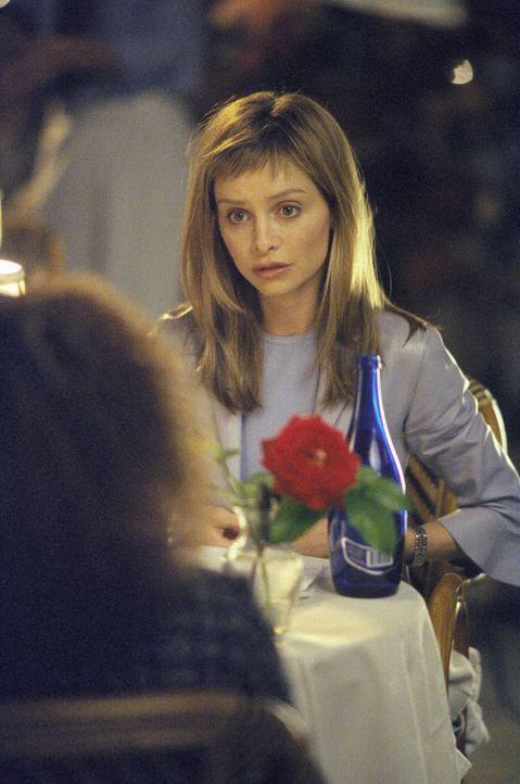 Als Ally (Calista Flockhart) zu dem Blind Date mit ihrer Internetbekanntschaft geht, hat sie genaue Vorstellungen von dem Traummann, doch es kommt g... - Bildquelle: 2000 Twentieth Century Fox Film Corporation. All rights reserved.