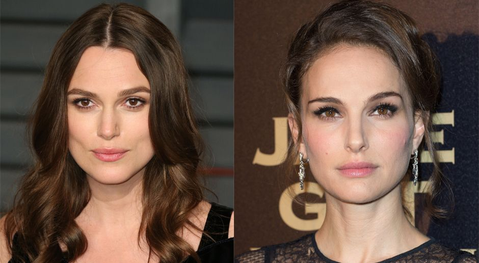 Keira Knightley und Natalie Portman - Bildquelle: WENN.com