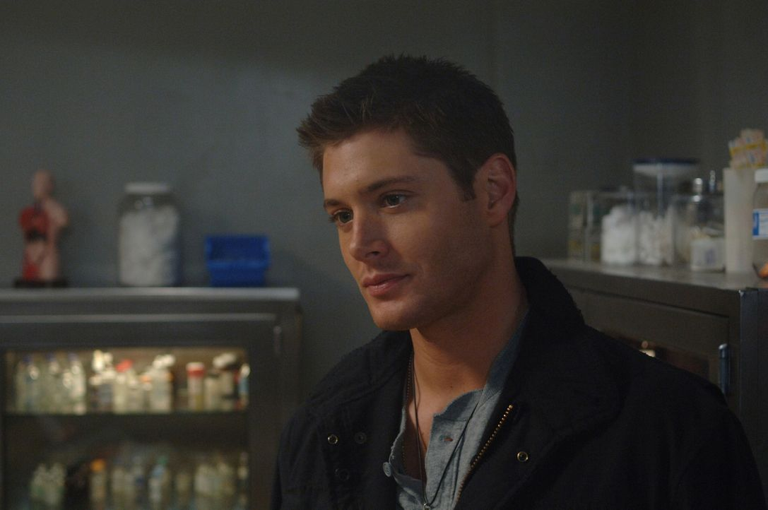 In einer Vision seines Bruders erschießt Dean (Jensen Ackles) einen kleinen Jungen ... - Bildquelle: Warner Bros. Television