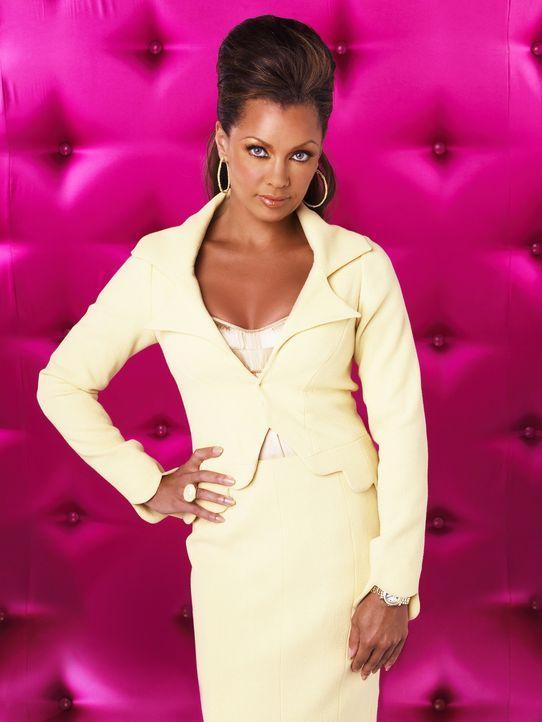 (1. Staffel) - Wilhelmina Slater (Vanessa Williams) ist Kreativ Direktorin und sieht sich als rechtmäßige Nachfolgerin als Chefredakteurin ... - Bildquelle: Buena Vista International Television