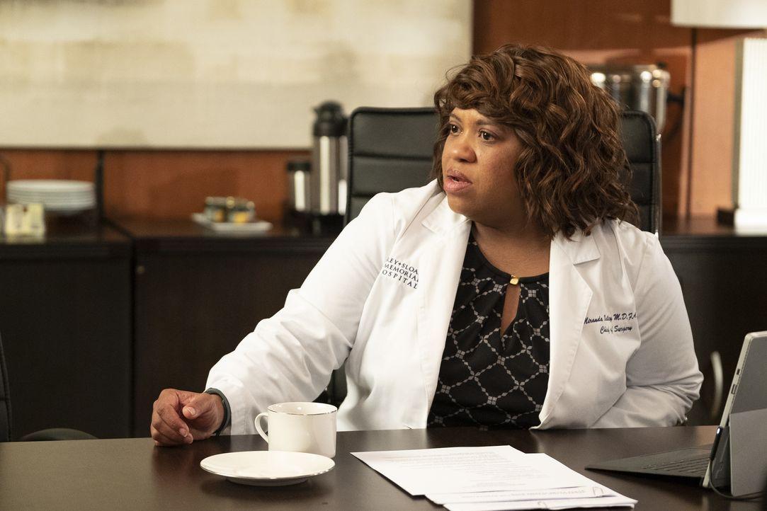 Dr. Miranda Bailey (Chandra Wilson) - Bildquelle: Jessica Brooks ABC Studios / Jessica Brooks