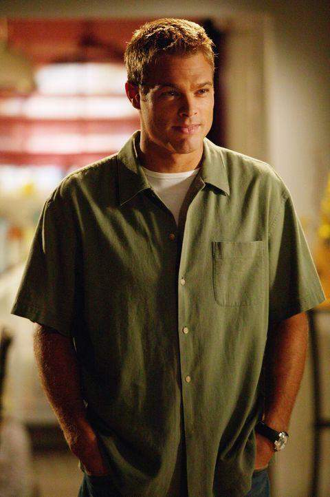Kevin (George Stults) sorgt sich um seine schwangere Frau, welche sich weigert Umstandskleidung zu tragen und jegliche Hilfe ablehnt. Will sie ihr g... - Bildquelle: The WB Television Network