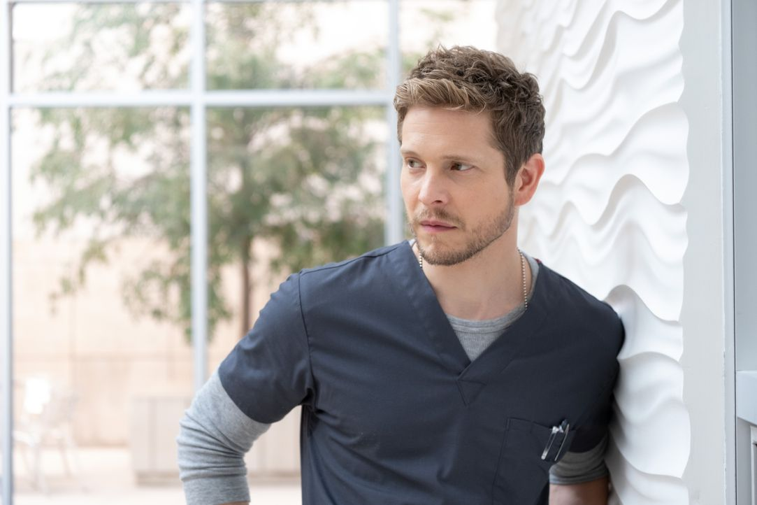 Dr. Conrad Hawkins (Matt Czuchry) - Bildquelle: 2018-2019 Twentieth Century Fox Film Corporation. All rights reserved.