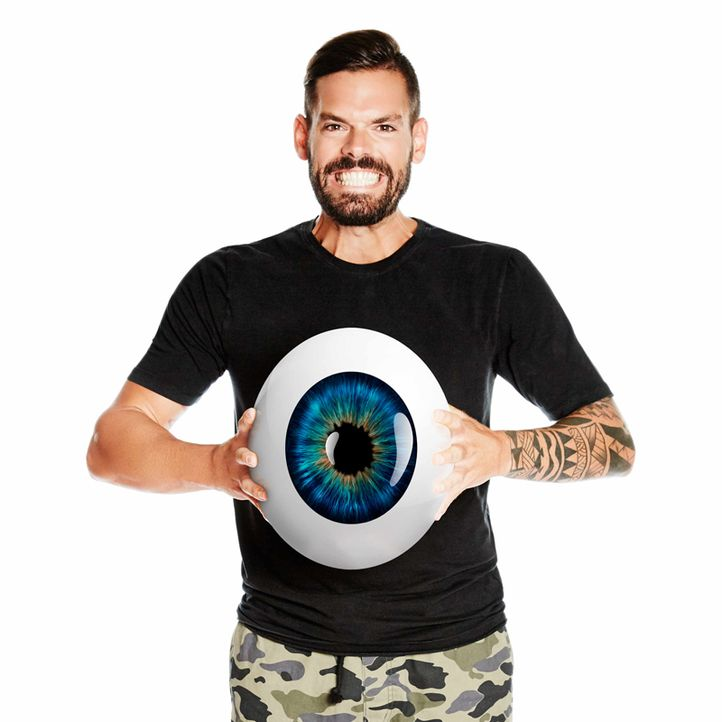 Promi Big Brother 2015: Daniel Köllerer zieht ein - Bildquelle: SAT.1/Guido Engels