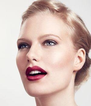 10 Minuten Make-up Red Lips von Boris Entrup