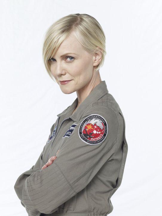 DEFYING GRAVITY - LIEBE IM WELTALL: Zoe (Laura Harris) ... - Bildquelle: 2009 Fox Television Studios.