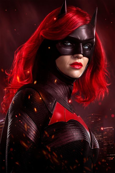 Batwoman (Ruby Rose) - Bildquelle: Frank Ockenfels 2019 The CW Network, LLC. All Rights Reserved. / Frank Ockenfels