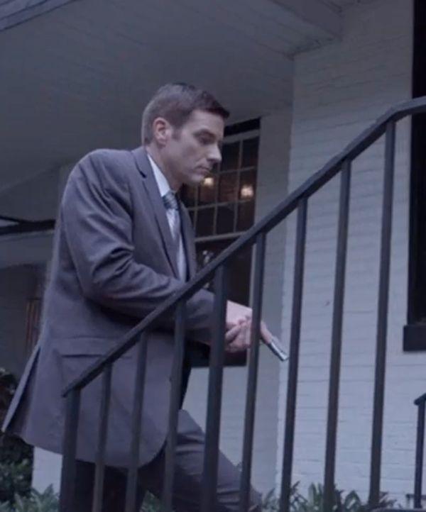 Gefährliche Jagd: Ermittler Joe Kenda (Carl Marino) versucht alles, um dem Täter auf die Spur zu kommen und begibt sich selbst in Gefahr. - Bildquelle: Jupiter Entertainment
