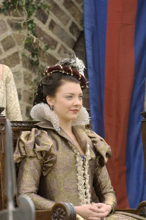 Die Königin von England (Natalie Dormer) zerbricht sich den Kopf darüber, wie sie die Legitimität ihrer Tochter Elisabeth als Thronerbin ein für all... - Bildquelle: 2008 TM Productions Limited and PA Tudors II Inc. All Rights Reserved.
