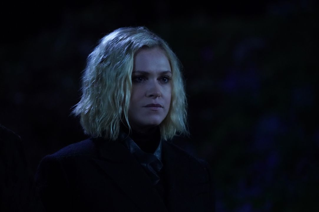 Clarke Griffin (Eliza Taylor) - Bildquelle: Sergei Bachlakov 2019 The CW Network, LLC. All rights reserved / Sergei Bachlakov