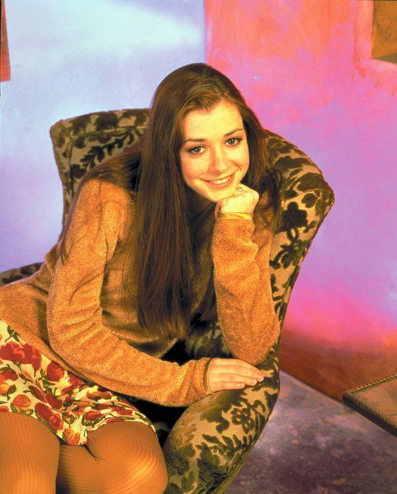 (1. Staffel) -  Willow (Alyson Hannigan) ist intelligent, wissbegierig und eine sehr gute Schülerin mit besonderer Begabung in Mathematik und Inform... - Bildquelle: (1997) Twentieth Century Fox Film Corporation.