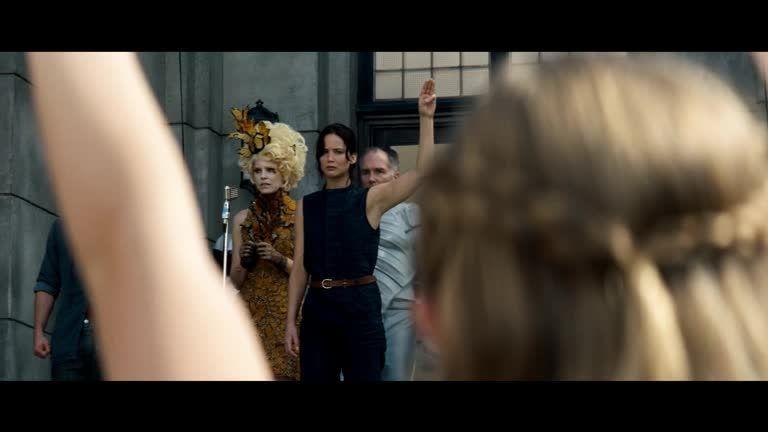 Das Zeichen für Hoffnung - Bildquelle: Lionsgate