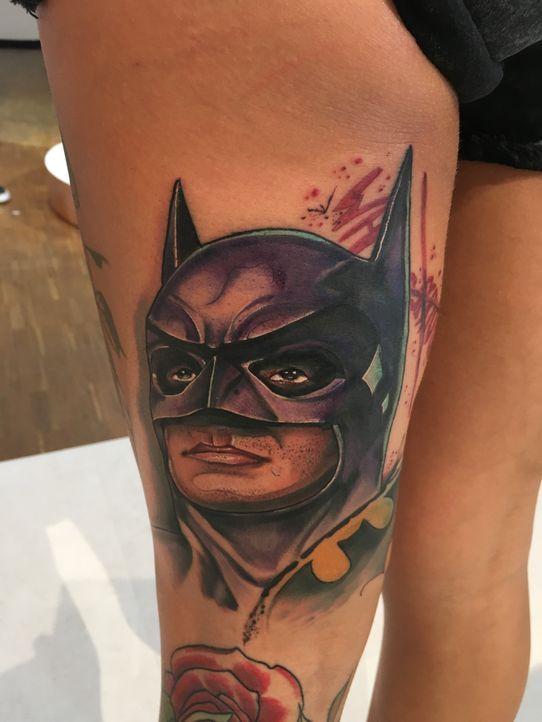 Pain & Fame Tattoos Folge 3 - 10 - Bildquelle: RedSeven