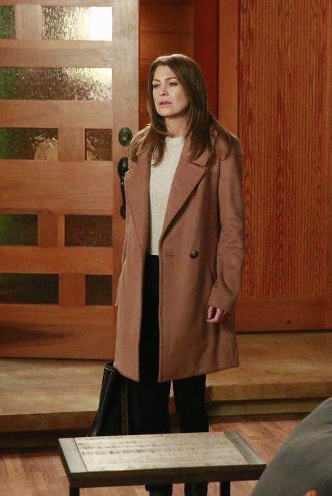 Während Meredith (Ellen Pompeo) versucht, ein neues Leben aufzubauen, wird Jackson fast wahnsinnig vor Angst um April ... - Bildquelle: ABC Studios