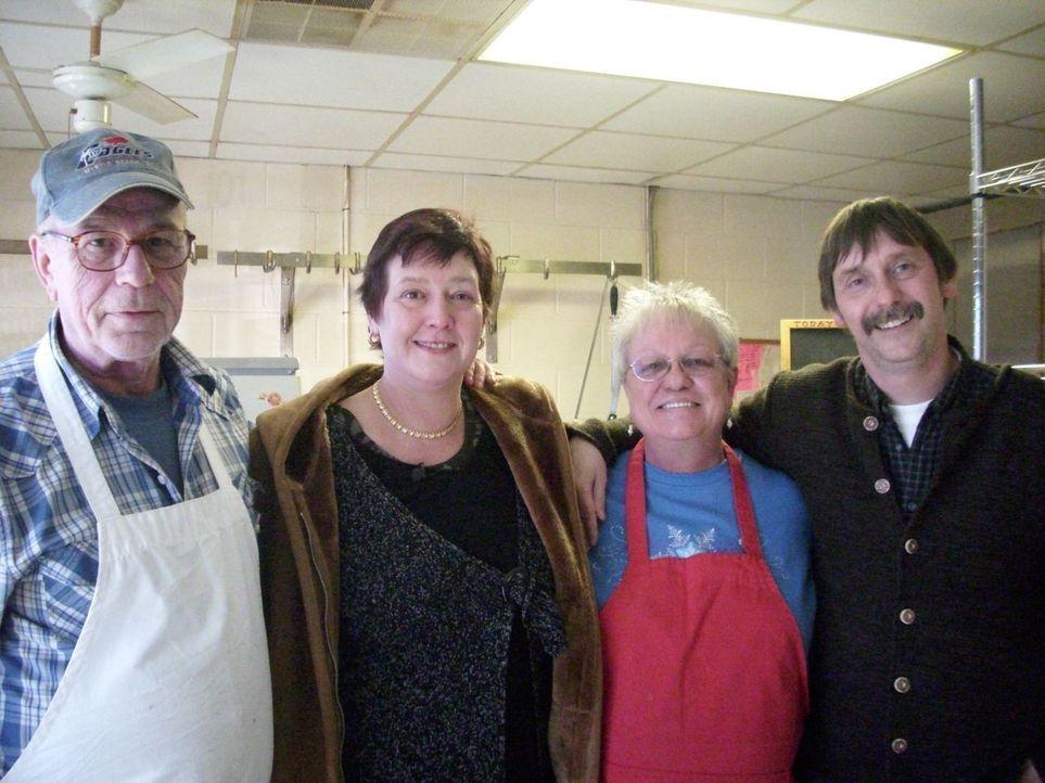 Brigitte (63) und Adolf (68) Brückner betreiben seit 21 Jahren die einzige deutsche Metzgerei in Augusta im US-Bundesstaat Georgia suchen Nachfolge... - Bildquelle: kabel eins
