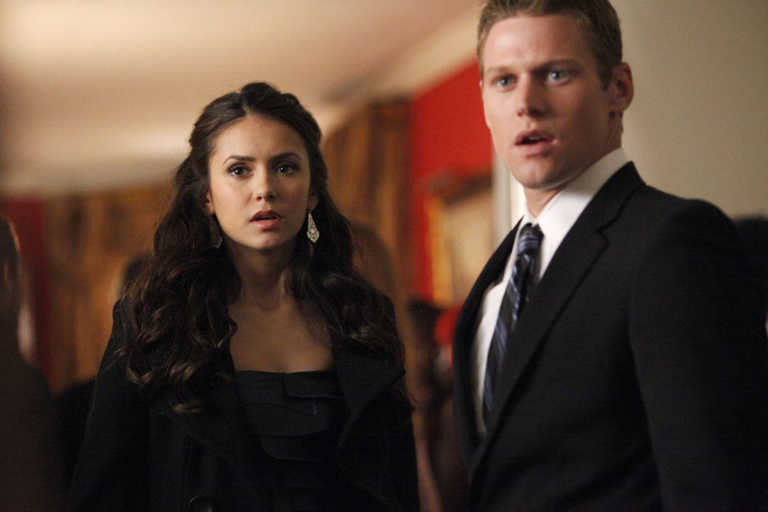 Elena und Matt