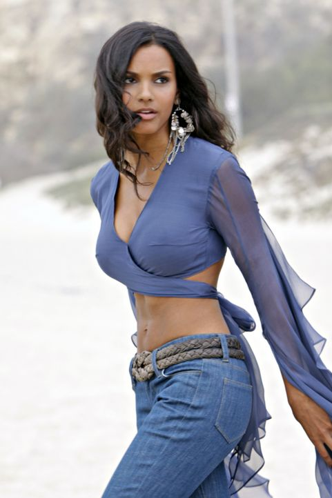 Auf was hat sich Riley (Jessica Lucas) da nur eingelassen... - Bildquelle: 2009 The CW Network, LLC. All rights reserved.