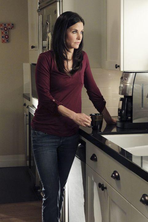 Fürchtet, dass ihre Beziehung zu Grayson gefährdet ist, weil sie binnen kurzer Zeit mehrfach versehentlich für den Tod einiger Kleintiere mitvera... - Bildquelle: 2010 ABC INC.
