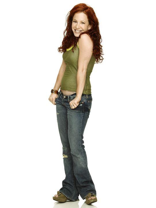 (3. Staffel) - Kerry (Amy Davidson) ist intelligent und süß, doch ihr fehlendes Selbstvertrauen hat sie dazu gebracht, sich hinter einer Maske aus... - Bildquelle: ABC, Inc.