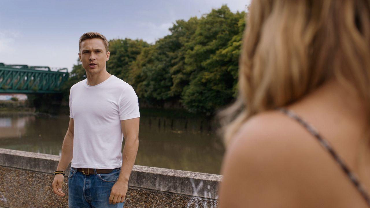Steht Liam (William Moseley) wirklich bedingungslos hinter seinem Bruder, komme was wolle? - Bildquelle: 2018 Lions Gate Entertainment Inc. All Rights Reserved.