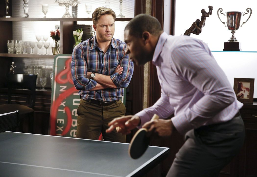 Hart of Dixie, Folge 21: Lavon beim Tischtennis - Bildquelle: Warner Bros. Entertainment Inc.