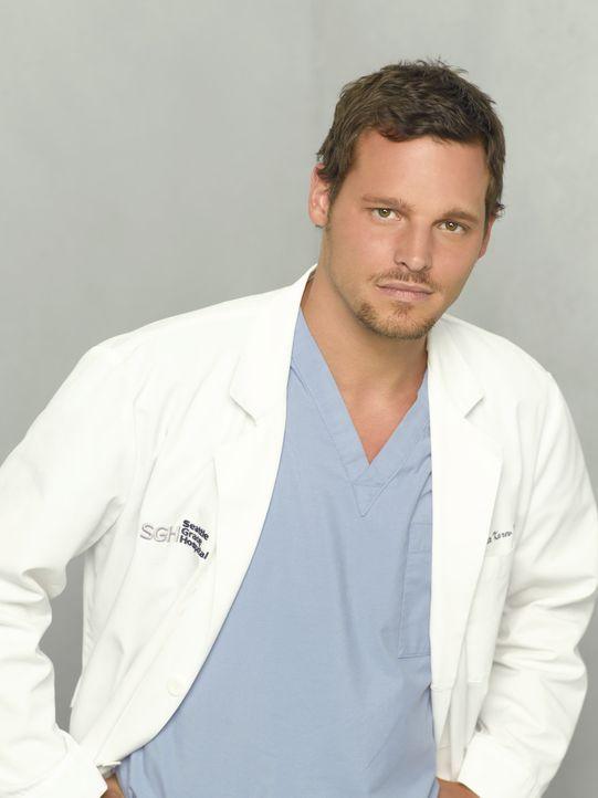 (5. Staffel) - Ein erfolgreicher Arzt, doch wird er privat auch endlich sein Glück finden? Dr. Alex Karev (Justin Chambers) ... - Bildquelle: Touchstone Television