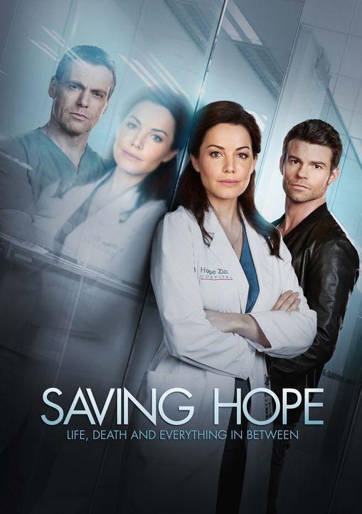 (3. Staffel) - Saving Hope - Artwork - Bildquelle: 2014 Hope Zee Three Inc.