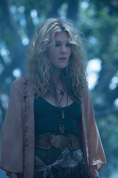 Über Leben und Tod zu entscheiden, ist eine große Verantwortung, doch Misty Day (Lily Rabe) weiß ihre Gabe zu nutzen ... - Bildquelle: 2013-2014 Fox and its related entities. All rights reserved.
