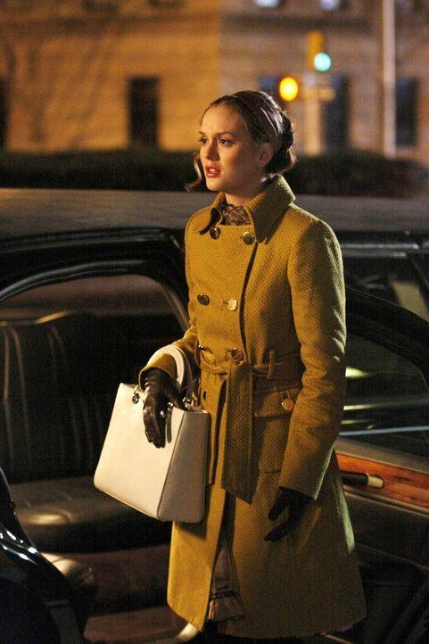 Nachdem Nate sie sitzen gelassen hat, bereut Blair (Leighton Meester) einen Deal mit seinem Großvater abgeschlossen zu haben ... - Bildquelle: Warner Bros. Television