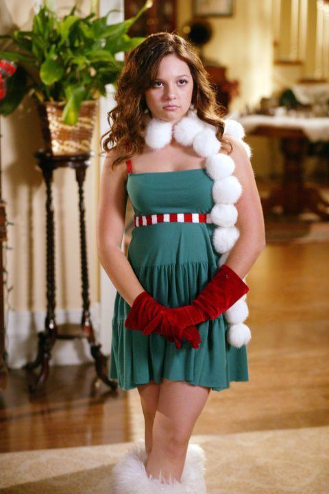 Bei Familie Camden herrscht Weihnachtsstimmung und auch Ruthie (Mackenzie Rosman) versucht zum Fest der Liebe Gutes zu tun und erfreut die Bewohner... - Bildquelle: The WB Television Network